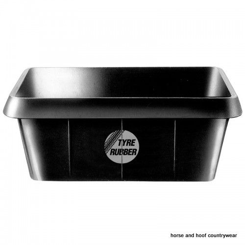 Rubber Feed Trough: Faulks & Cox Deep Trough